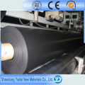 HDPE Geomembran, wasserdichtes schwarzes HDPE Blatt für Teich-Zwischenlage