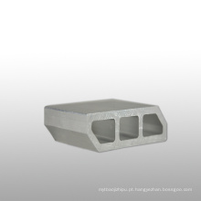 Produtos de Alumínio Perfil de Extrusão de Alumínio da Série 6000
