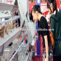 Hot H frame broiler chicken cage for sale/layer chicken cages/wire mesh chicken cage