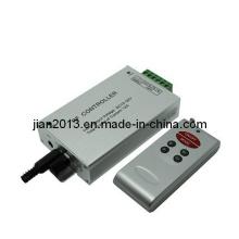 Controlador de áudio sem fios LED