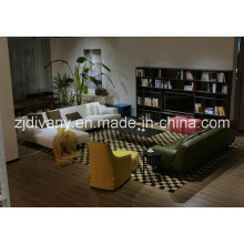 Maison de Style européenne salon meuble TV en bois (SM-TV06)