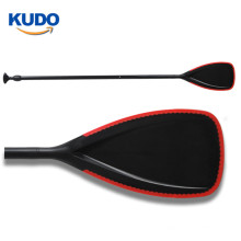 2019 Easily Adjustable 3-Piece Compression System Fiberglass Shaft  Blade Pp With Tpr Edge Sup Paddle