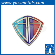 promotional Metal car logo stickers