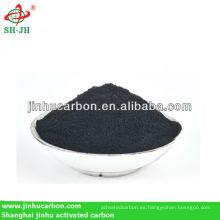 eliminación de color planta de carbono activado carbón activado