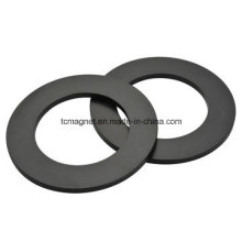 Ring Magnets with Black Epoxy and Ni Plating