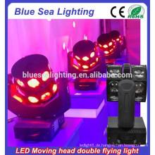Neues Design 4in1 RGBW 16pcs 15w LED Bühnenlicht