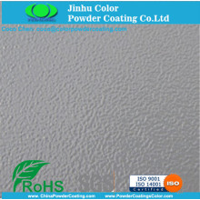 Ral7032 Ral7035 Grey Gray Wrinkle Texture finish powder coating