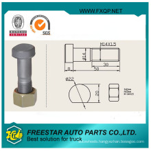 High Tensile Carbon Steel Truck Stud Bolt