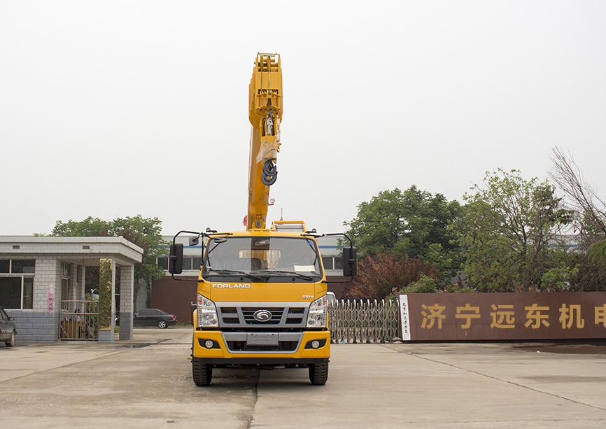 Small Truck Lifting Crane