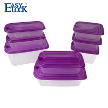 Easylock Travel biscuits plastic crisper for food