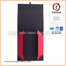 Caja plegable de embalaje cosmético plegable