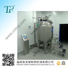 Pharmaceutical Stainless Steel Mixing Tank (hot water jacket)