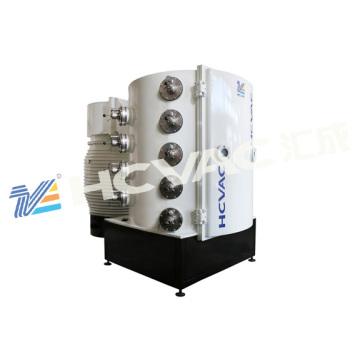 Ceramic Glass Mosaic Titanium Nitride Gold PVD Vacuum Coating Machine