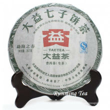 "2011 Dayi Menghai Tea Factory ""Menghai Zhi Chun"" (весна Menghai) Сырье Pu торт Тор Пуэр 357г / торт"