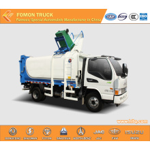 JAC 6M3 Self Loading Truck de lixo
