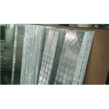 Painel antiderrapante de favo de mel de alumínio para pisos