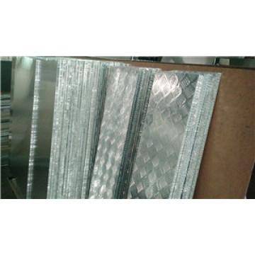 Anti-Rutsch-Aluminium-Wabenplatte für Fußböden