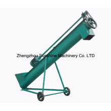 Soybean Screw Conveyor Flexible Screw Conveyor
