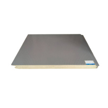 panel sándwich de pu de aluminio compuesto de acero galvanizado