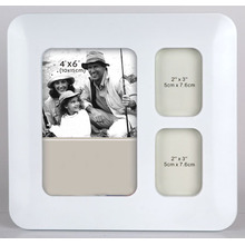 White Multiple Picture Frame For Promotion