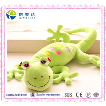 Green Gecko China Plush Toy Factory