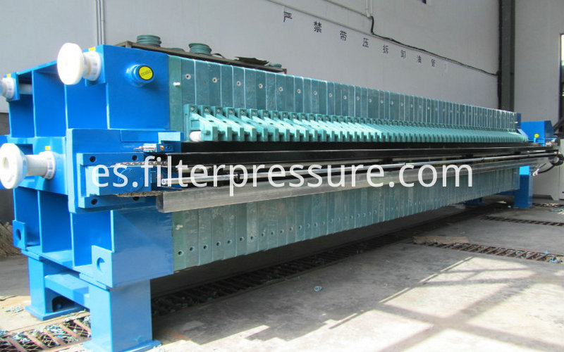 Sugar Syrup Stainless Steel Filter Press 1