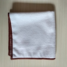 35cm Microfiber Weft Knitted Cleaning Towel