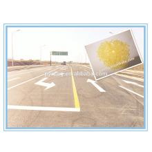 Résine d'hydrocarbure C5 utilisée pour la peinture de marquage roulant Hot Melt