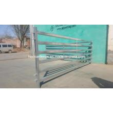 Yardas del metal, panel de la cerca del ganado, panel del ganado de las ovejas