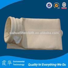Filtro de papel de fibra PPS para bolsas de polvo