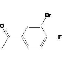 3'-Bromo-4'-Fluoroacetofenona Nº CAS: 1007-15-4