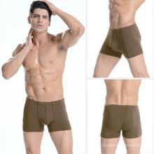New Brand confortável confortável Mens Sports Boxer Briefs Underwear