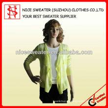 2016 nueva señora del diseño hizo punto la ropa con aire acondicionado