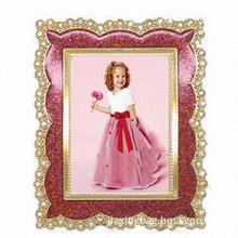 Metal Photo Frame, Humid-resistant, Moisture-proof, Suitable for Promotions