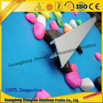 Aluminum Profile for Decoration Aluminum Edge Profile