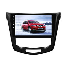 Android GPS Car DVD Player for Nissan QA-Shqai (HD1008)