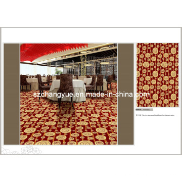 Machine Made Tufted Printed Wall to Wall Polyamide Carpet