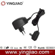 1.2 Вт AC адаптер коаксиальный питания постоянного тока