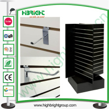 Display ganchos para Spinner MDF Rack Stand