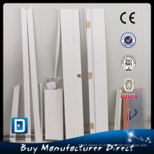 Cadre de porte extérieur Fangda, jambage de porte extérieure en bois apprêté