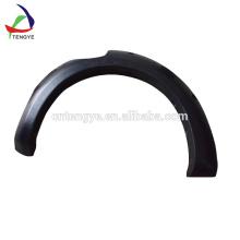 Fabricación precisa de piezas de repuesto ABS que forman piezas de carrocerías de automóviles del mercado de accesorios