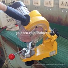 Professionelle 145mm 230w Induktionsmotor Power Chainsaw Sharpener Werkzeugmaschinen Elektrische Chainsaw Chain Sharpening Service