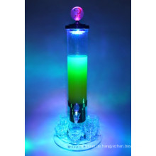 2.2L LED Bierspender mit Batterien