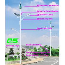 WPSRR-7602 3~15m Municipal Road Hot DIP Galvanized Steet Light Pole style