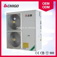Bomba de calor monobloque solar de ahorro de energía para área fría -25degc