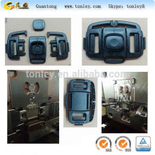 five directions plastic button injection molding and mold maker