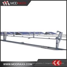 Structure au sol solaire de prix usine (SY0335)