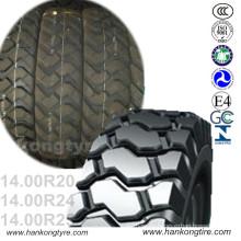 23.5-25 Bias Reifen S Block Muster OTR Reifen