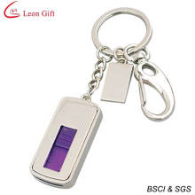 Wholesale Metal USB Keychain for Souvenir Gift (LM1322)