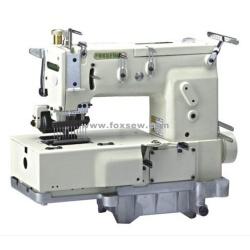 12-igłowa Podwójna łańcuszkowa maszyna do szycia płaskiego